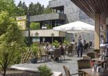 AHORN Harz Hotel Braunlage, Terrasse