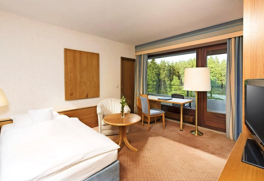 AHORN Harz Hotel Braunlage, Einzelzimmerbeispiel Classic
