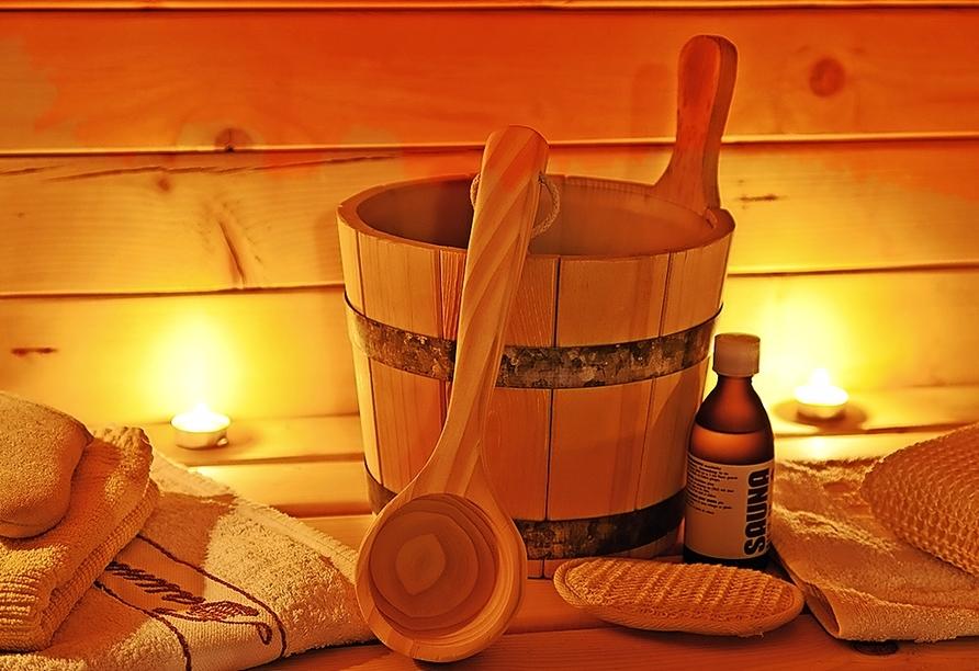 AHORN Harz Hotel Braunlage, Sauna