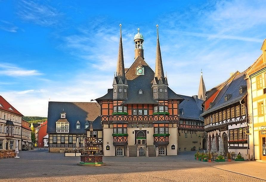 AHORN Harz Hotel Braunlage, Marktplatz Wernigerode
