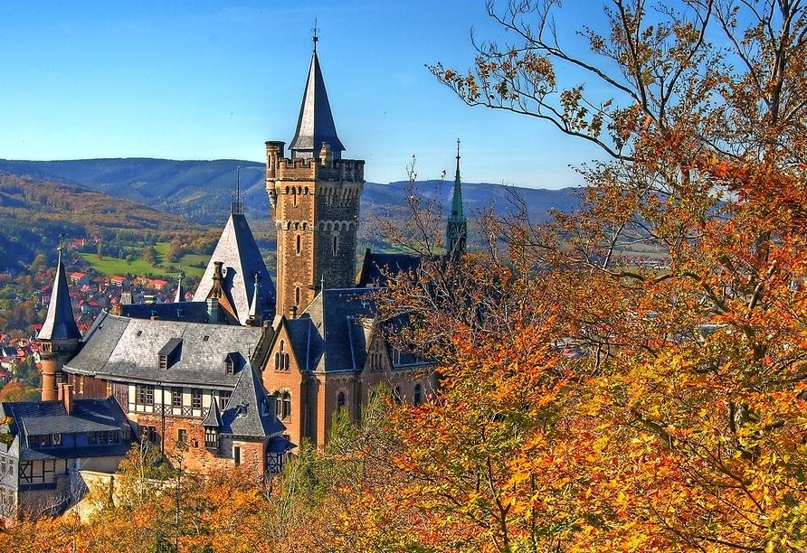AHORN Harz Hotel Braunlage, Schloss Wernigerode