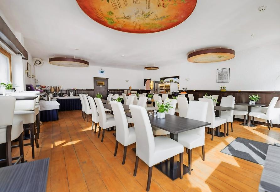 Best Western City Hotel Leiden, Frühstücksraum