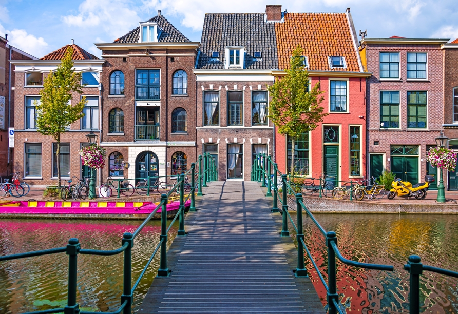 Best Western City Hotel Leiden, Altstadt