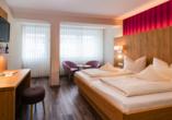 Beispiel eines Doppelzimmers im Hotel Richard Held
