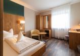 Beispiel eines Einzelzimmers im Hotel Richard Held