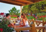 Aminess Sirena Campsite Holiday Homes, Novigrad, Istrien, Kroatien, Terrasse Sirena Classic
