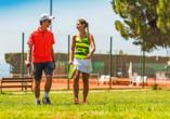 Aminess Sirena Campsite Holiday Homes, Novigrad, Istrien, Kroatien, Tennis
