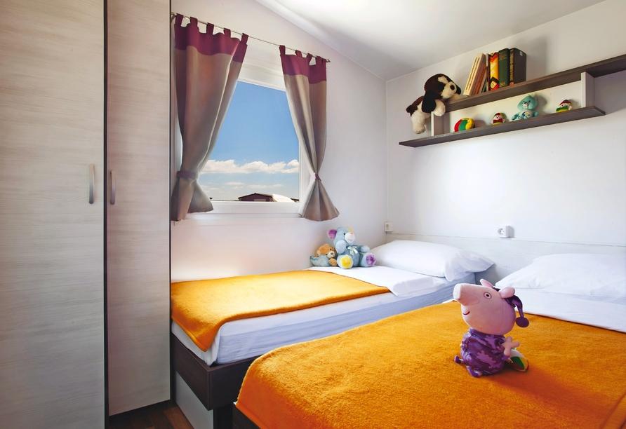 Aminess Sirena Campsite Holiday Homes, Novigrad, Istrien, Kroatien, Zimmerbeispiel Sirena Classic
