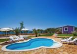 Aminess Sirena Campsite Holiday Homes, Novigrad, Istrien, Kroatien, Außenpool