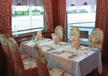 MS Andrey Rublev, Restaurant