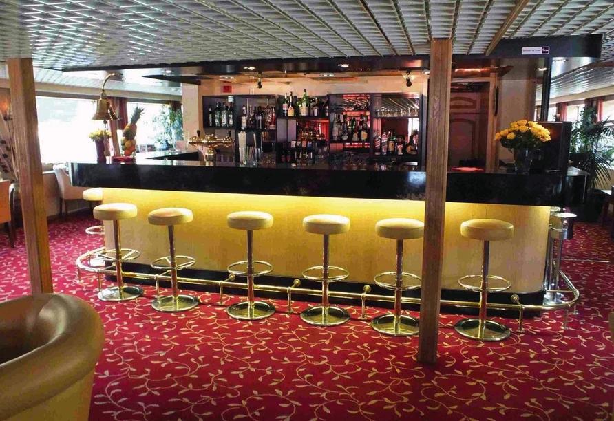 MS Normandie, Bar
