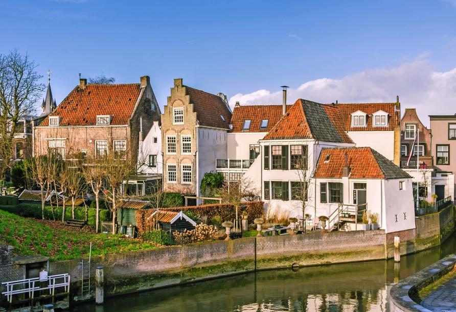 MS Normandie, Schoonhoven