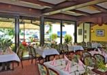 Moselhotel Burg-Café Alken, Restaurant