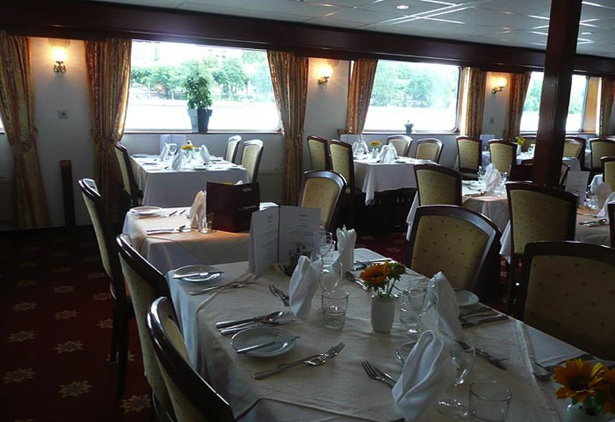 MS Rigoletto, Restaurant