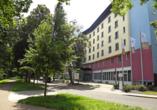 Parkhotel Görlitz Oberlausitz, Außenansicht