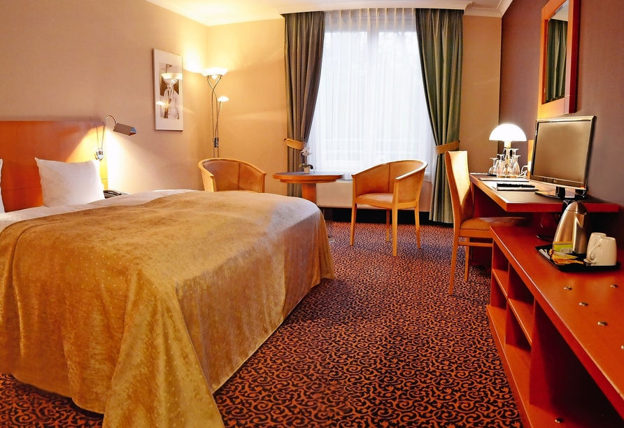 Parkhotel Görlitz Oberlausitz, Zimmerbeipiel