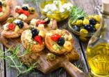 Auch kulinarisch hat Griechenland einiges zu bieten.