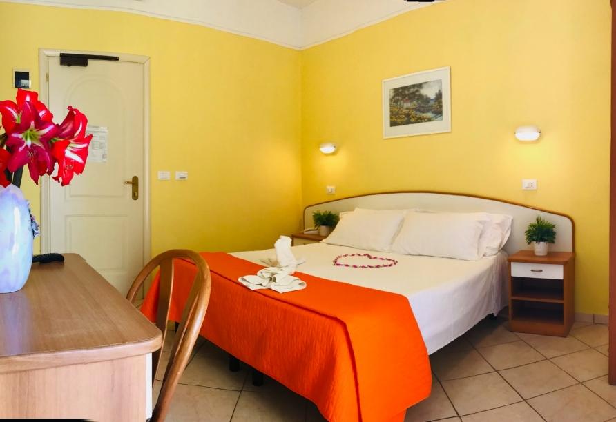 Hotel Naica in Rimini, Zimmerbeispiel