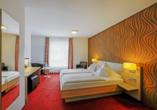 Hotel Lindenhof Osterspai Rhein, Zimmerbeispiel Komfort