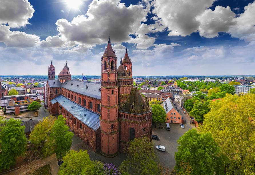 MS VistaSerenity, Mainz Dom