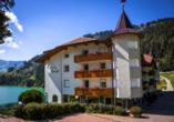 Hotel Seehof in Welsberg, Außenansicht