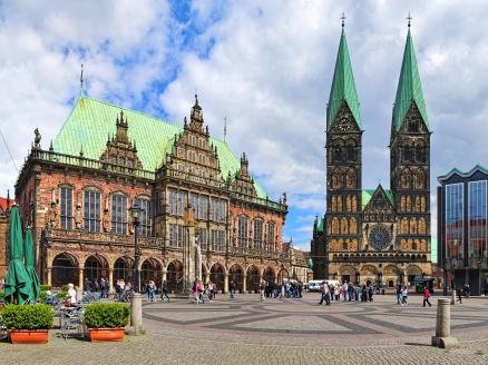 Dorint City-Hotel Bremen, Bremer Marktplatz