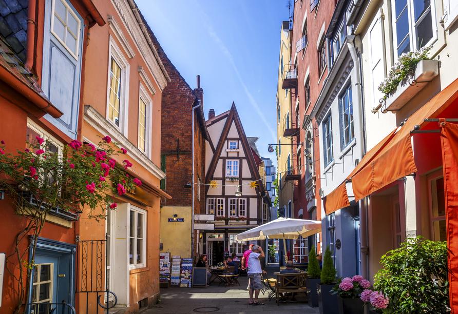 Dorint City-Hotel Bremen, Schnorr Viertel