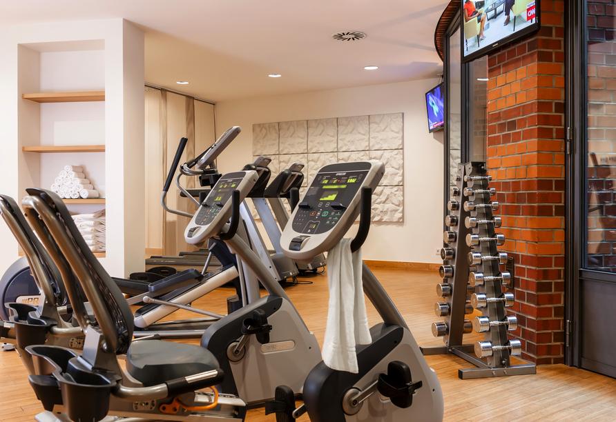 Dorint City-Hotel Bremen, Fitnessbereich