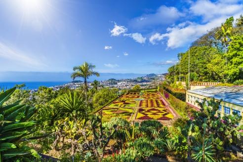 Den Tropischen Garten in Funchal sollten Sie unbedingt besuchen.