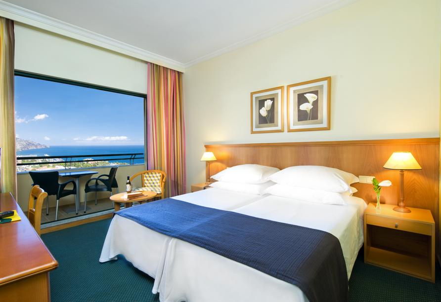 Beispiel eines Doppelzimmers Standard vom Hotel Madeira Panoramico