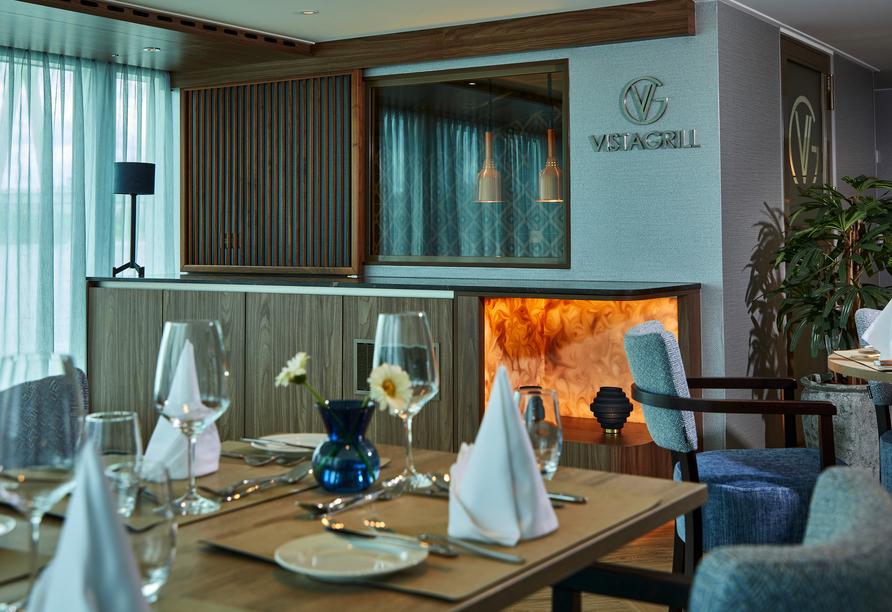 MS VistaSky, Steakrestaurant