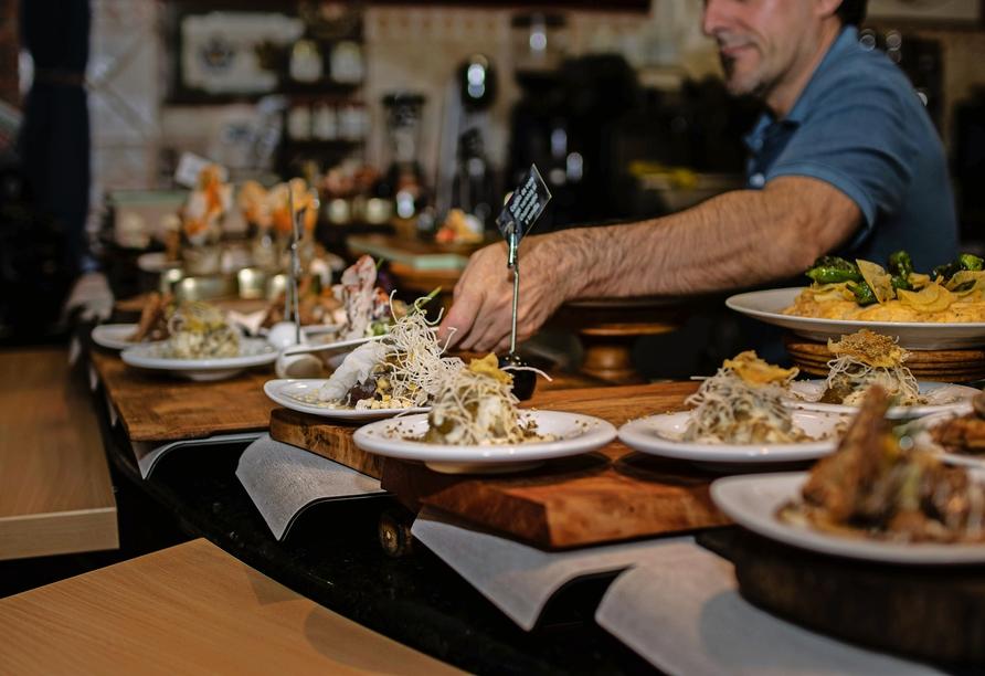 In der Vergangenheit wurde San Sebastián bereits zur Welthauptstadt der Gastronomie gekürt.