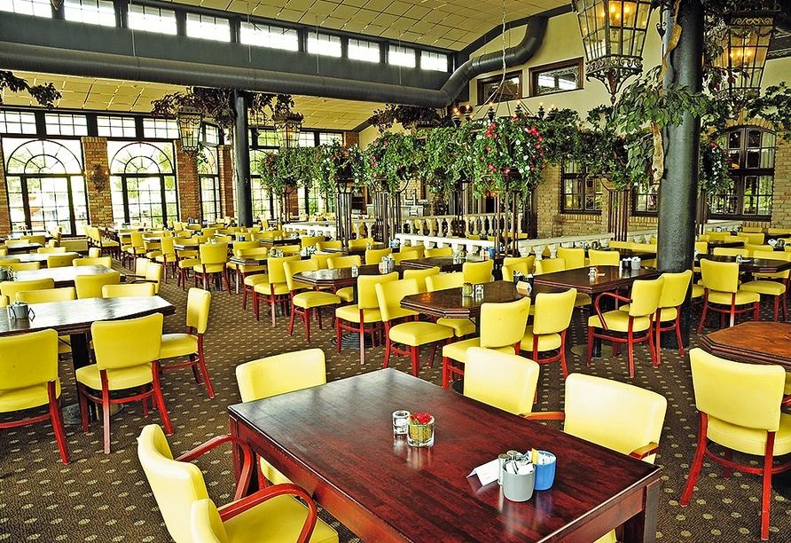 Restaurant im Hotel Dorf Wangerland