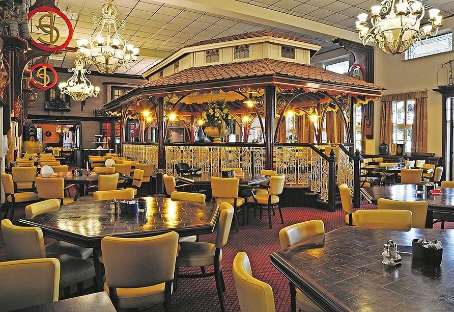 Themenbereich im Hotel Dorf Wangerland