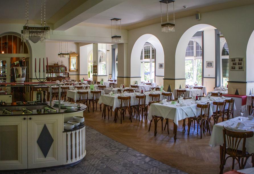 Hotel Belvédère, Wengen, Schweiz, Restaurant