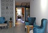 Hotel Ross Meißen, Lobby