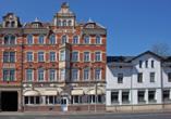 Hotel Ross Meißen, Außenansicht