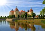 Hotel Ross Meißen, Jagdschloss Moritzburg