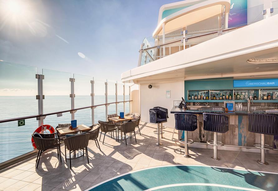 Mein Schiff 1, Bar Sonnendeck