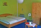 Autorundreise Ostdeutschland, Zimmerbeispiel Hotel Am Mühlberg Lübbenau