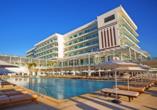 Ihr Hotel – das Constantinos the Great Beach Hotel in Protaras