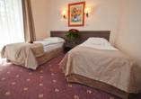 Hotel Jantar Wellness & Spa in Stolpmünde, Zimemrbeispiel