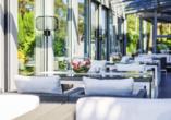 Hotel Jantar Wellness & Spa in Stolpmünde, Wintergarten