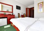 Alka Sun Resort in Henkenhagen, Zimmerbeispiel