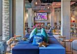 Hotel Moxy Hamburg City, Lobby