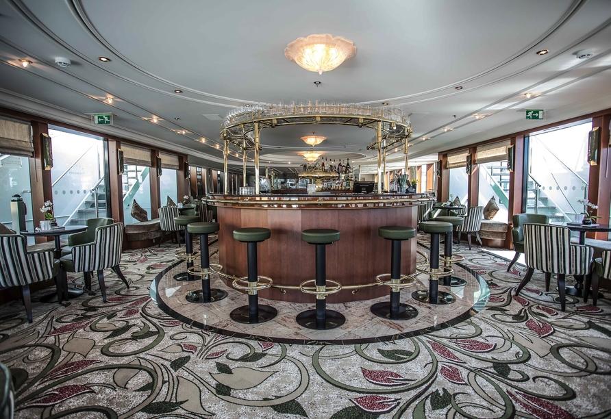 MS Treasures, Lounge