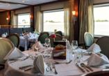 MS VistaSerenity, Restaurant