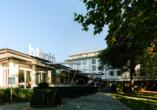 Park Hotel Winterthur, Außenansicht