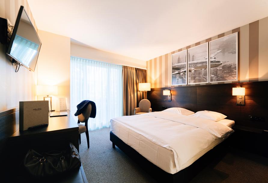 Park Hotel Winterthur, Zimmerbeispiel