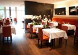 Park Hotel Winterthur, Restaurant